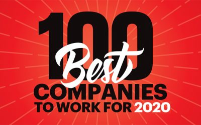 "Taking care of self, family, community and business, CloudMoyo ranks #5 in ""100 Best Companies to Work For"" prestigious list"