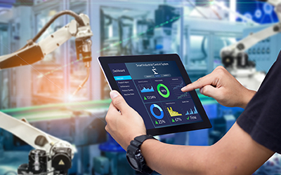How sales teams in the manufacturing industry leverage Power BI sales reporting and dashboards to drive their business forward